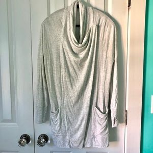 Athleta Sweatshirt Wrap